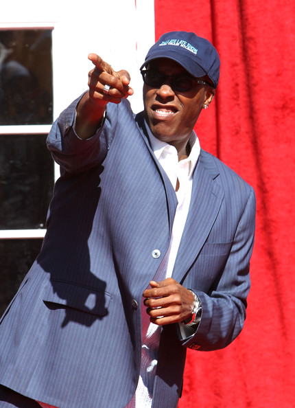 More Pics of Arsenio Hall Logo Baseball Cap (1 of 6) - Arsenio Hall Lookbook - StyleBistro