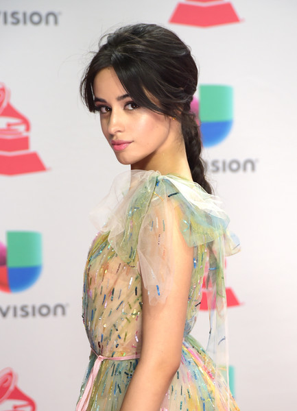 More Pics of Camila Cabello Princess Gown (1 of 10) - Dresses & Skirts Lookbook - StyleBistro
