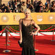 Ashlee Simpson at the 2012 SAG Awards