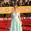 Kaley Cuoco at the 2012 SAG Awards