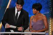 Kyle Chandler and Regina King Photo