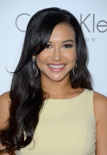 Naya Rivera's silky strands looked easy, breezy, and romantic in loose curls at the 'ELLE' Women in Hollywood celebration.