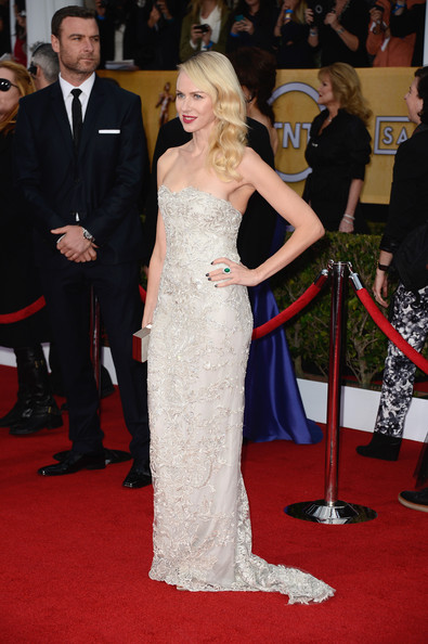 More Pics of Naomi Watts Mermaid Gown (1 of 22) - Mermaid Gown Lookbook - StyleBistro