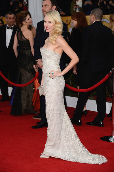 More Pics of Naomi Watts Mermaid Gown (2 of 22) - Mermaid Gown Lookbook - StyleBistro