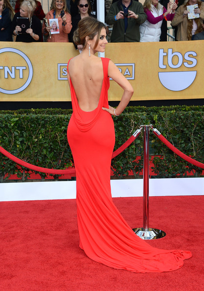 More Pics of Maria Menounos Evening Dress (5 of 17) - Maria Menounos Lookbook - StyleBistro