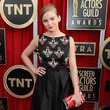 Morgan Saylor Wore Naeem Khan at the 2013 SAG Awards