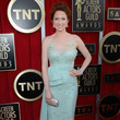 Ellie Kemper Wore Reem Acra at the 2013 SAG Awards