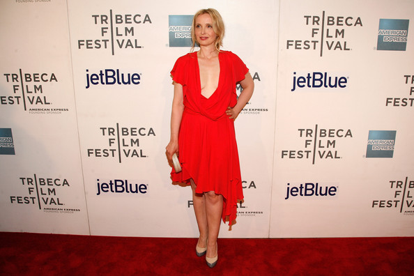 More Pics of Julie Delpy Pumps (1 of 11) - Julie Delpy Lookbook - StyleBistro