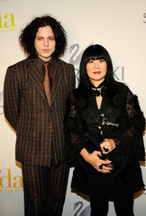 Anna Sui Jack White 2009 CFDA Fashion Awards - Winner's Walk