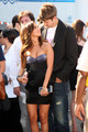 Jared Murillo and Ashley Tisdale Photo