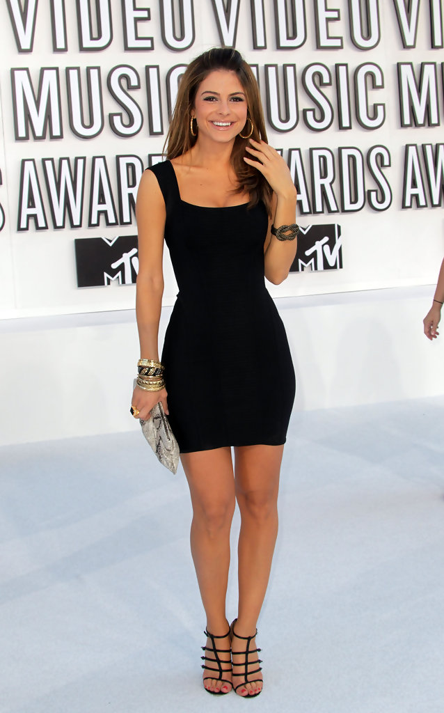 Maria Menounos Best And Worst Dressed At The 2010 Mtv