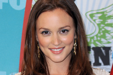 Leighton Meester's Polished Medium Curls