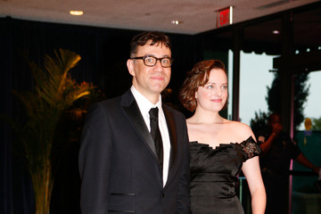 Elisabeth Moss Fred Armisen 2010 White House Correspondents' Association Dinner
