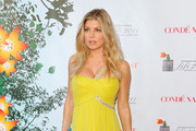 Singer Fergie attends the 2011 FiFi Awards at The Tent at Lincoln Center on May 25, 2011 in New York City.