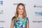 Actress Hilary Swank attends the 2011 Joyful Heart Foundation Gala at The Museum of Modern Art on May 17, 2011 in New York City.