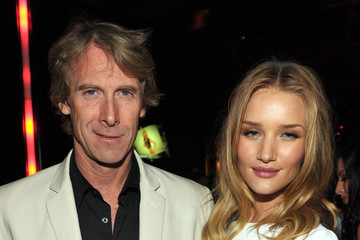 Michael Bay Rosie Huntington-Whiteley 2011 Maxim Hot 100 Party With New Era, Miller Lite, 2(x)ist And Silver Jeans Co. - Inside