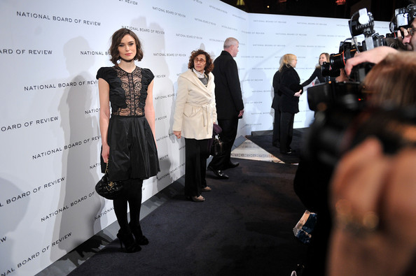 More Pics of Keira Knightley Cutout Dress (1 of 9) - Keira Knightley Lookbook - StyleBistro