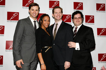 Andrew Rannells Nikki M. James 2011 New Dramatists Benefit Luncheon