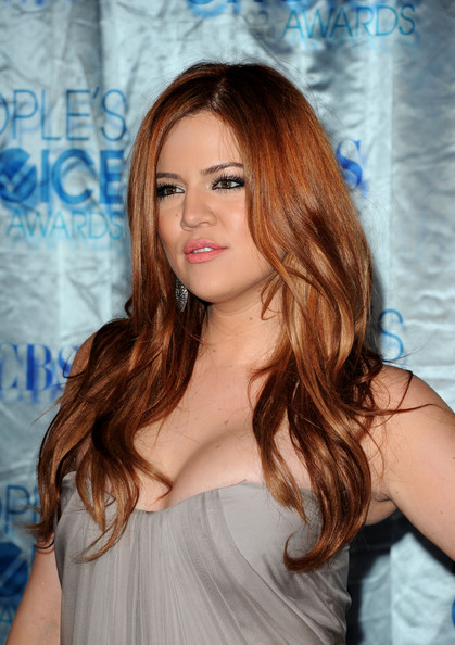 More Pics of Khloe Kardashian Strapless Dress (5 of 12) - Khloe Kardashian Lookbook - StyleBistro