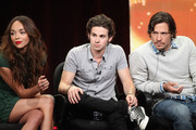 Connor Paolo and Ashley Madekwe Photo