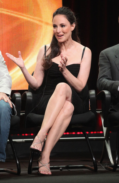 More Pics of Madeleine Stowe Strappy Sandals (1 of 8) - Madeleine Stowe Lookbook - StyleBistro