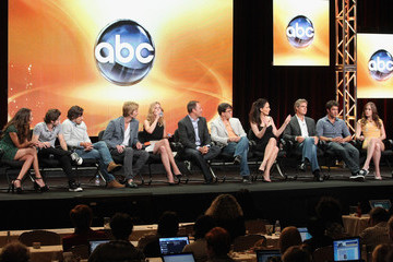 Christa B. Allen Nick Wechsler 2011 Summer TCA Tour - Day 12