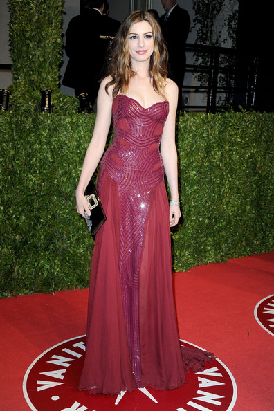 Atelier Versace at the 2011 Vanity Fair Oscar Party