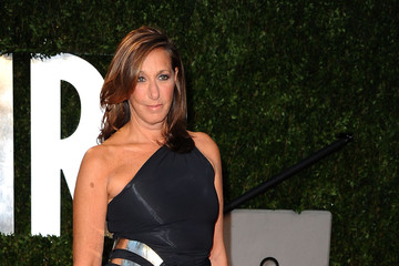 Donna Karan Drapes Herself for Vanity Fair