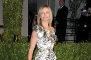 Cameron Diaz Wears Carolina Herrera to the Vanity Fair Oscar Party