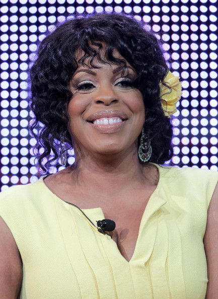 More Pics of Niecy Nash Chignon (3 of 11) - Chignon Lookbook - StyleBistro