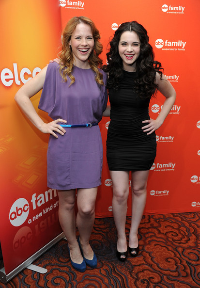 More Pics of Vanessa Marano Long Curls (1 of 8) - Vanessa Marano Lookbook - StyleBistro