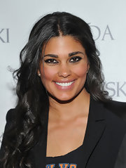 Rachel Roy attended the 2012 CFDA Awards wearing her hair in long loose curls.