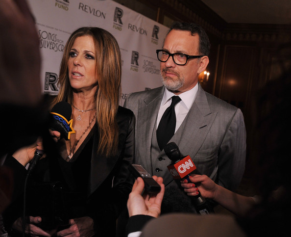 More Pics of Rita Wilson Leather Clutch (1 of 3) - Rita Wilson Lookbook - StyleBistro
