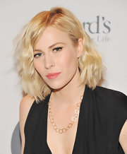 Natasha Bedingfield added an eye-enhancing pair of false lashes for the 2012 FIT Educational Development Fund Benefit Gala.