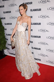 Petra stole the show on the red carpet of the Glamour Women of the Year Awards!