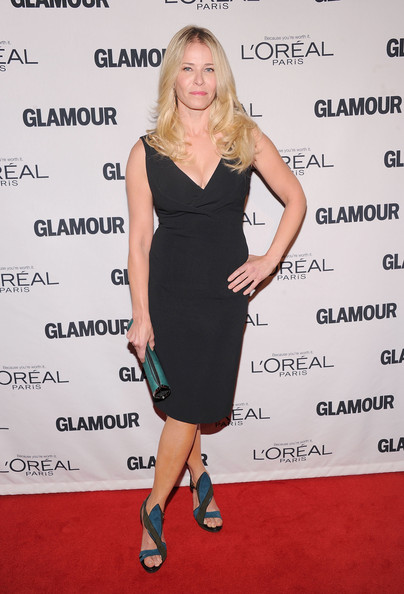More Pics of Chelsea Handler Little Black Dress (1 of 9) - Chelsea Handler Lookbook - StyleBistro