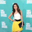 Victoria Justice in Erin Fetherston