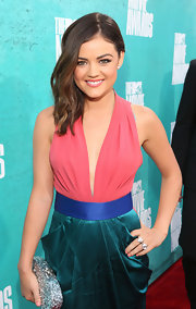 How cute was Lucy Hale's wavy 'do at the MTV Movie Awards?