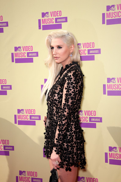 More Pics of Kesha Cocktail Dress (1 of 4) - Kesha Lookbook - StyleBistro