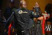 Flo Rida and Roselyn Sanchez Photo