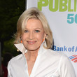 Diane Sawyer's Blonde Hue