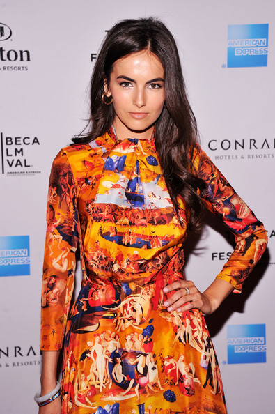 More Pics of Camilla Belle Print Dress (2 of 13) - Camilla Belle Lookbook - StyleBistro