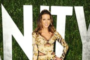 Actress Kate Beckinsale arrives at the 2012 Vanity Fair Oscar Party hosted by Graydon Carter at Sunset Tower on February 26, 2012 in West Hollywood, California.