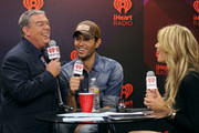 Enrique Iglesias and Elvis Duran Photo