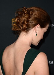 Alice Eve was a charmer with this curly updo at the BAFTA LA Britannia Awards.