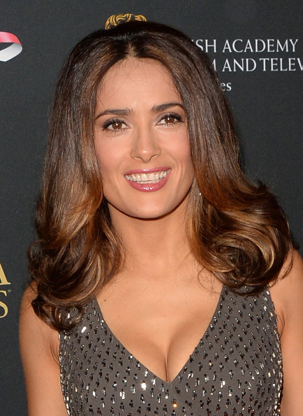 More Pics of Salma Hayek Bouffant (1 of 41) - Salma Hayek Lookbook - StyleBistro
