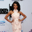 Brandy Wore Michael Cinco at the BET Awards