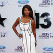 Toccara Jones at the BET Awards