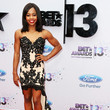 Gabrielle Douglas at the BET Awards