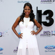 Omarosa Manigault at the BET Awards